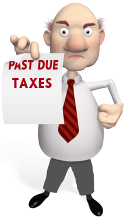 third party tax collector