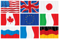 G8 tax meeting