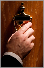 How to Respond If the IRS Is at Your Door