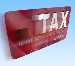 considerations when paying taxes with a credit card
