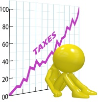 tax increases on small business