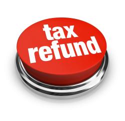 tax refund 2009