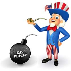 uncle sam to raise gas prices