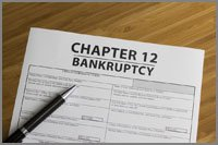 chapter 12 bankruptcy and taxes