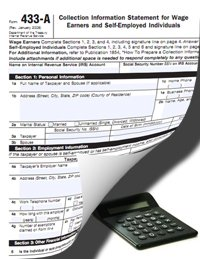 irs form 433-a