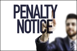 IRS failure to deposit penalty