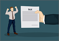 irs tax collections overview