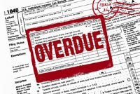 10 years unfiled taxes