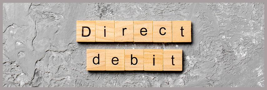 direct debit installment agreement