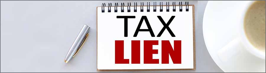 new jersey tax lien or judgment